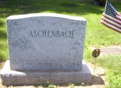 Joseph Scott Loomis Aschenbach