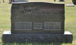 Kathryn Elizabeth <i>Crippen</i> Warner