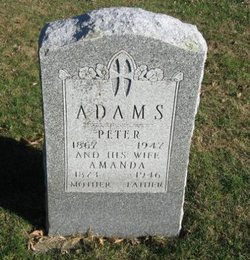 Amanda <i>Arends</i> Adams