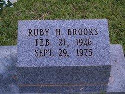 Ruby Loraine <i>Hamilton</i> Brooks