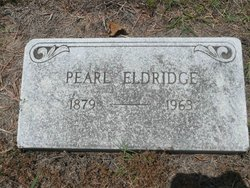 Pearl <i>Cottingham</i> Eldridge