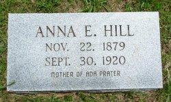 Anna Elizabeth <i>Doles</i> Hill