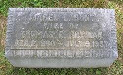 Mabel Lillian <i>Hunt</i> Howlan