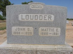 Martha Mattie <i>Arrowood</i> Loudder