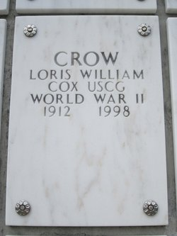 Loris William Crow
