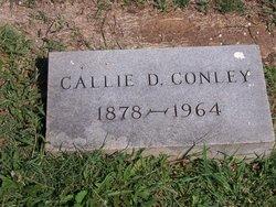 Callie Dora <i>England</i> Conley