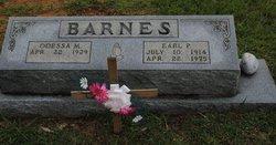 Odessa <i>McKenzie</i> Barnes