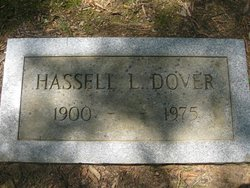 Hassell Marie <i>Lowery</i> Dover