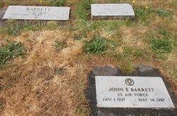 John E Barrett