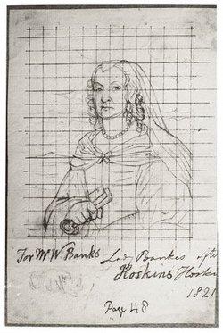 Lady Mary <i>Hawtrey</i> Bankes
