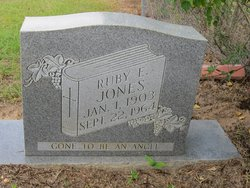 Ruby E Jones