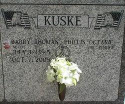 Barry Thomas Butch Kuske