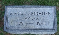 Mackie <i>Skidmore</i> Haynes