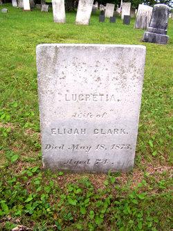 Lucretia <i>Lyman</i> Clark
