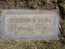 Dorothy <i>Bishop</i> Byers