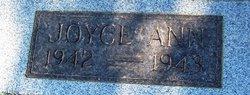 Joyce Ann Bailey
