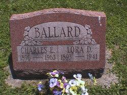 Lora Dean <i>Fields</i> Ballard