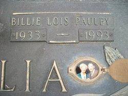 Billie Lois <i>Pauley</i> Gentilia
