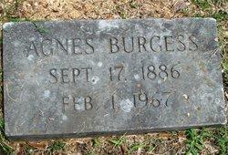 Agnes Burgess