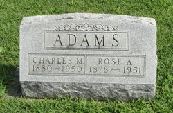 Rose A. <i>McGovern</i> Adams