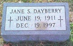 Mary Jane <i>Sheffer</i> Dayberry