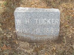 W. H. Tucker