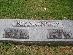 Noel V Blankenship