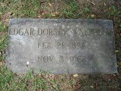 Edgar Dorsey Walter, Jr