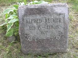 Alfred George Reimer