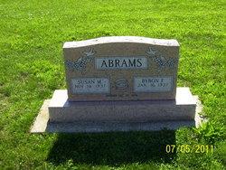 Byron F. Abrams