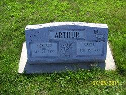 Nicki Ann <i>Keim</i> Arthur
