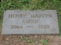 Henry Martyn Aiken