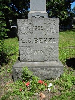 Elizabeth C <i>Kiehl</i> Benze