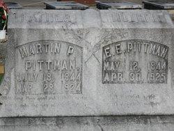 Eliza Ellen <i>Taylor</i> Pittman