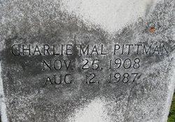 Charlie Mal Pittman