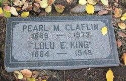Pearl M. <i>Funk</i> Claflin