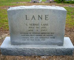 Stephen Vernie Lane