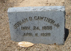 Josiah D. Cawthon, Jr