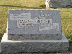 Florence <i>Ames</i> Damschroder