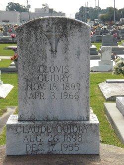Clovis Guidry