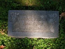 George P. Adair