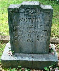 Anna Eliza <i>Curtis</i> Braselton