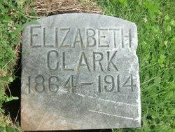 Sarah Elizabeth <i>Brazelton</i> Clark