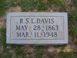 Reuben Simeon L Davis