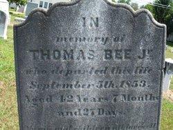 Thomas Thomas Jr. Bee