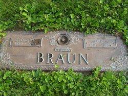 Lillie M. <i>Wentz</i> Braun
