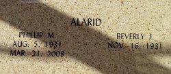 Phillip M Alarid