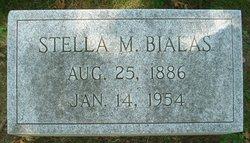 Stella M <i>Farrell</i> Bialas