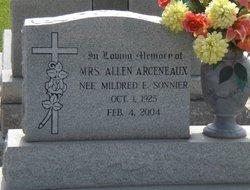 Mildred E <i>Sonnier</i> Arceneaux