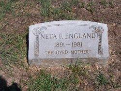 Neta F England